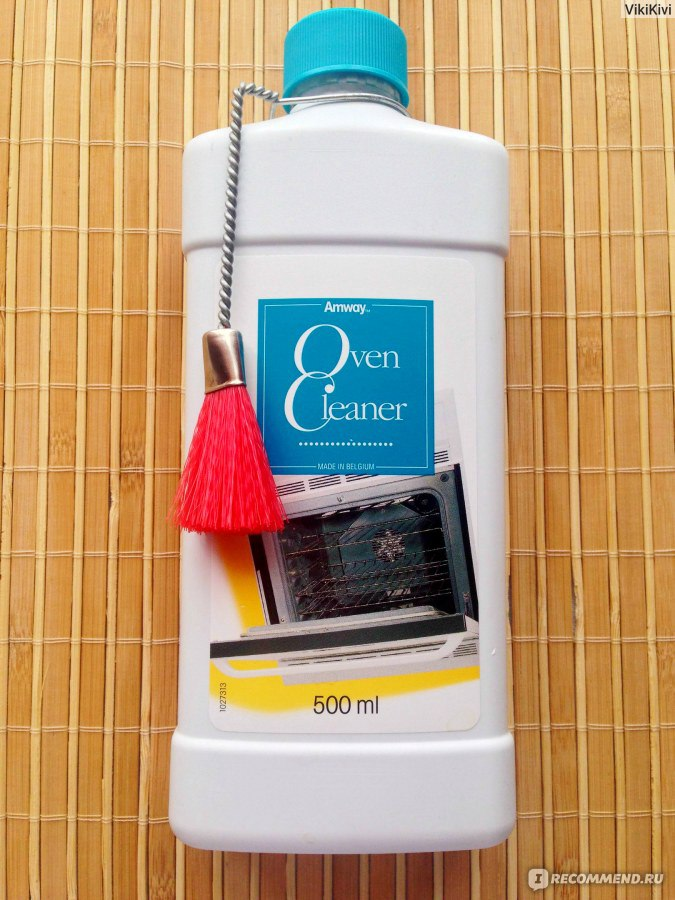 Чистящее средство амвей для эл/плит, как открыть фото