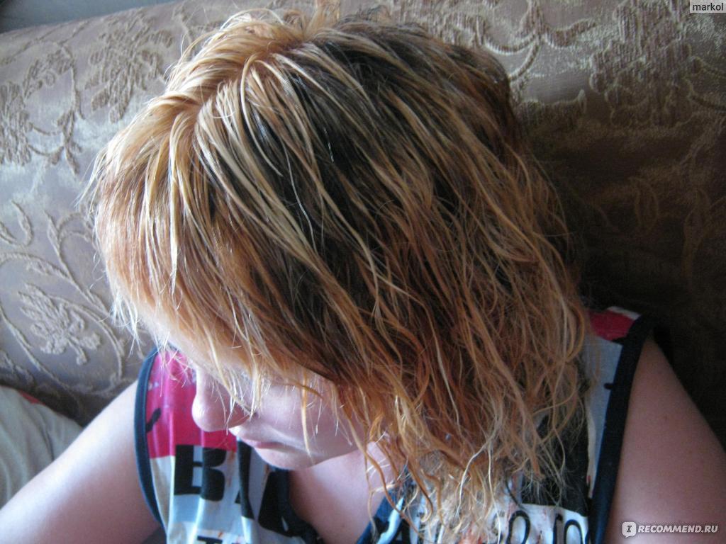 Какой краской делают мелирование волос