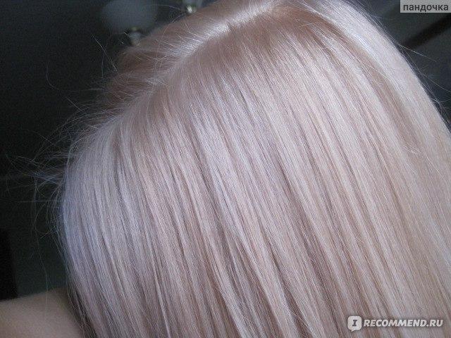 как выглядит перламутровый блонд
