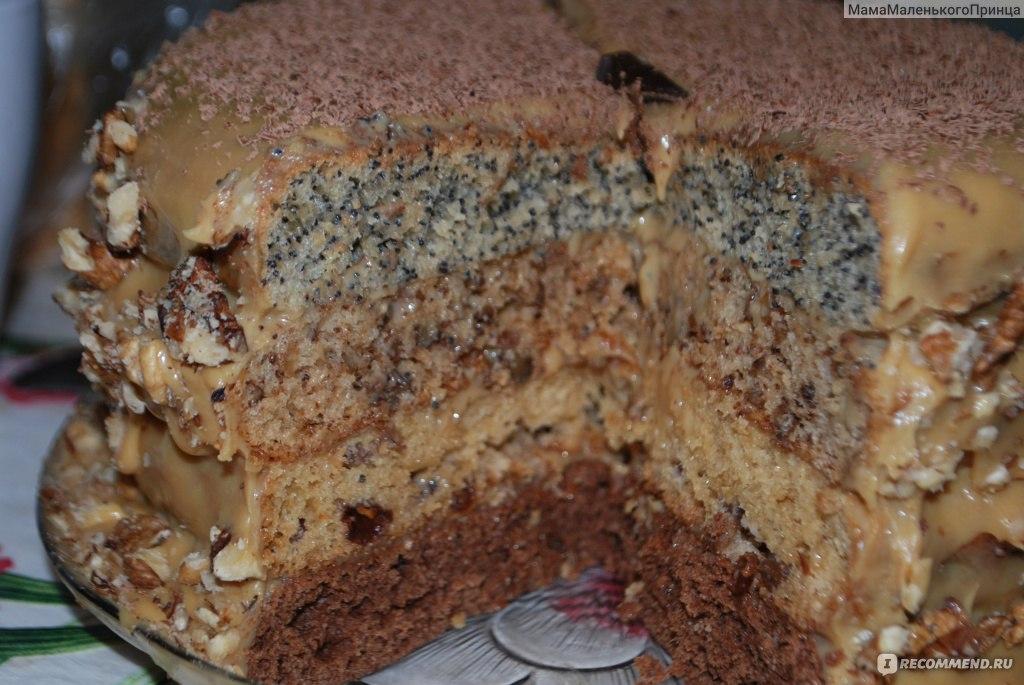 Торт министерский с фото