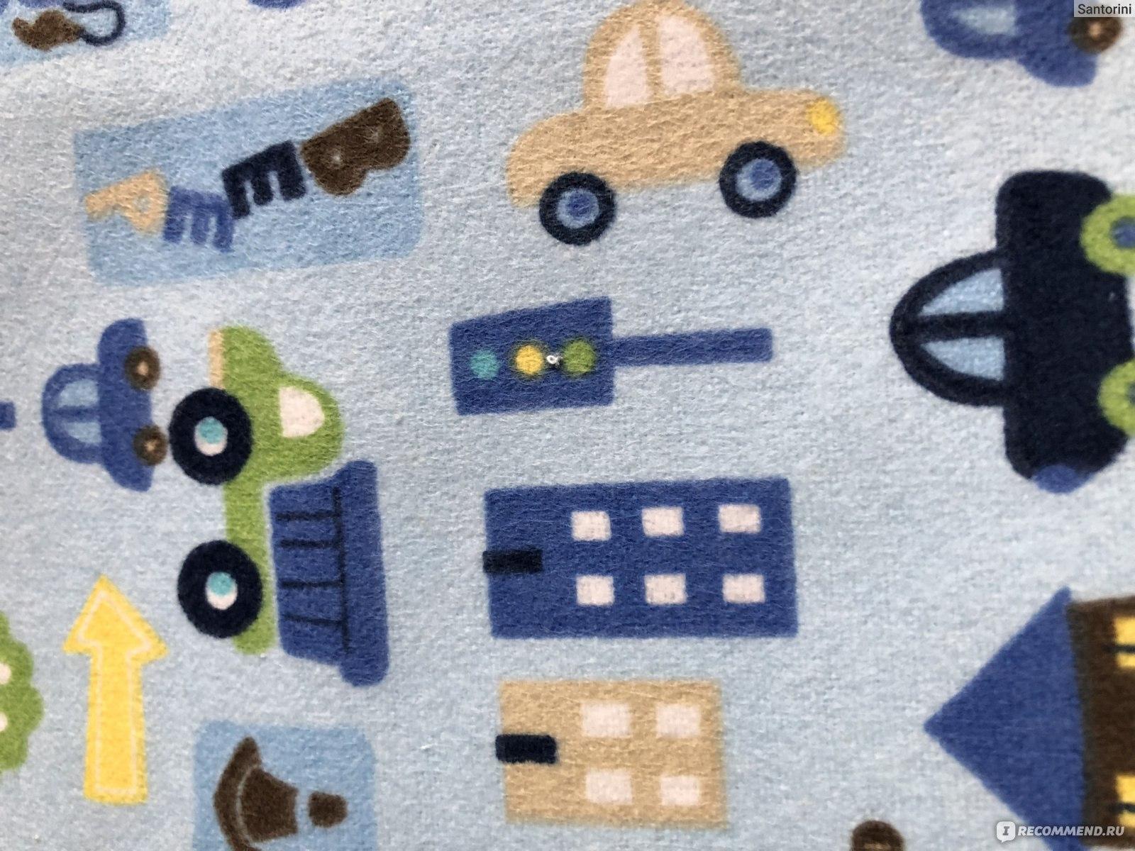 Постельное белье Антипамперс Непромокаемая двусторонняя пеленка фото 0b81fb914da
