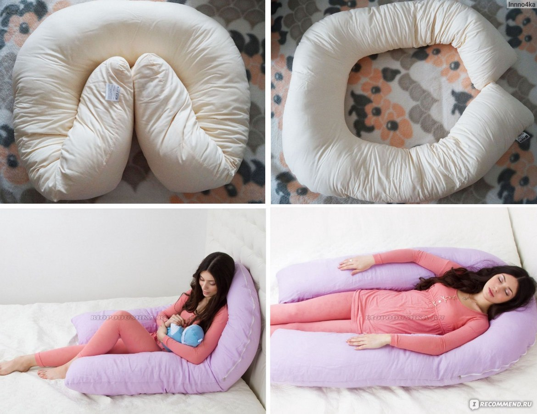 Как используются подушки для беременных 69