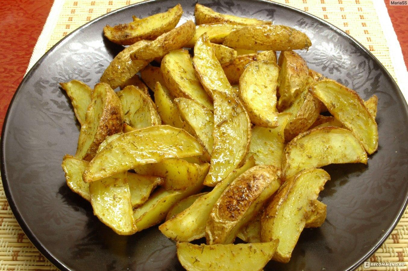 Рецепт картофеля в духовке в домашних условиях
