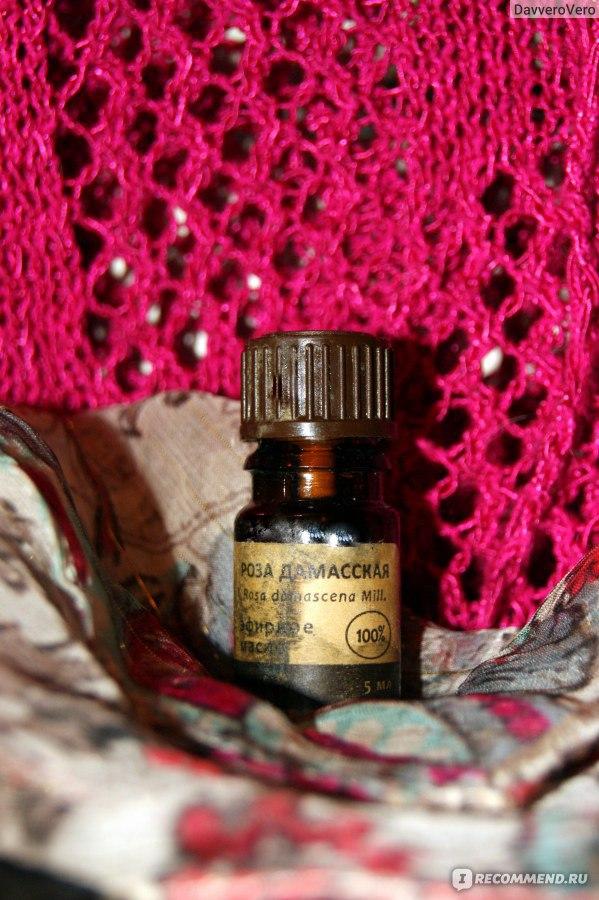 Роза дамасская эфирное масло маски