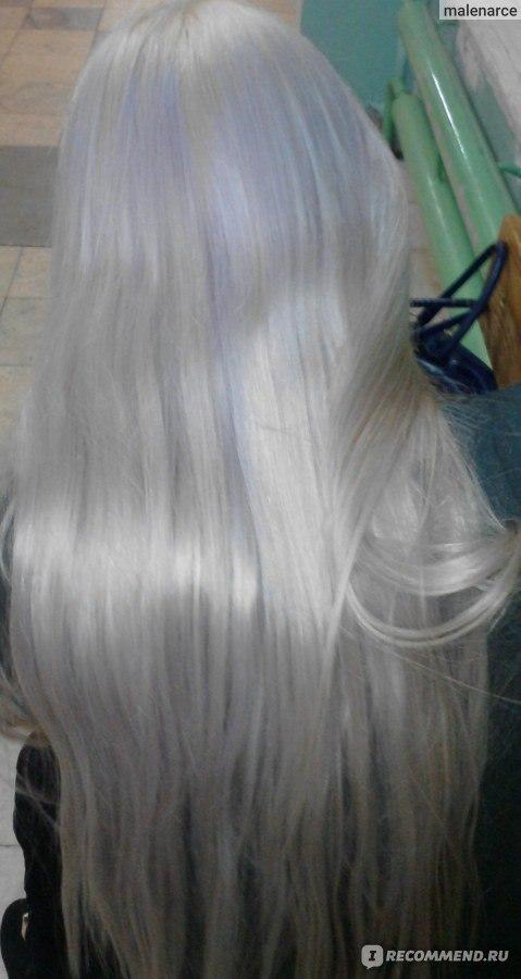 Как сделать блонд мытьё