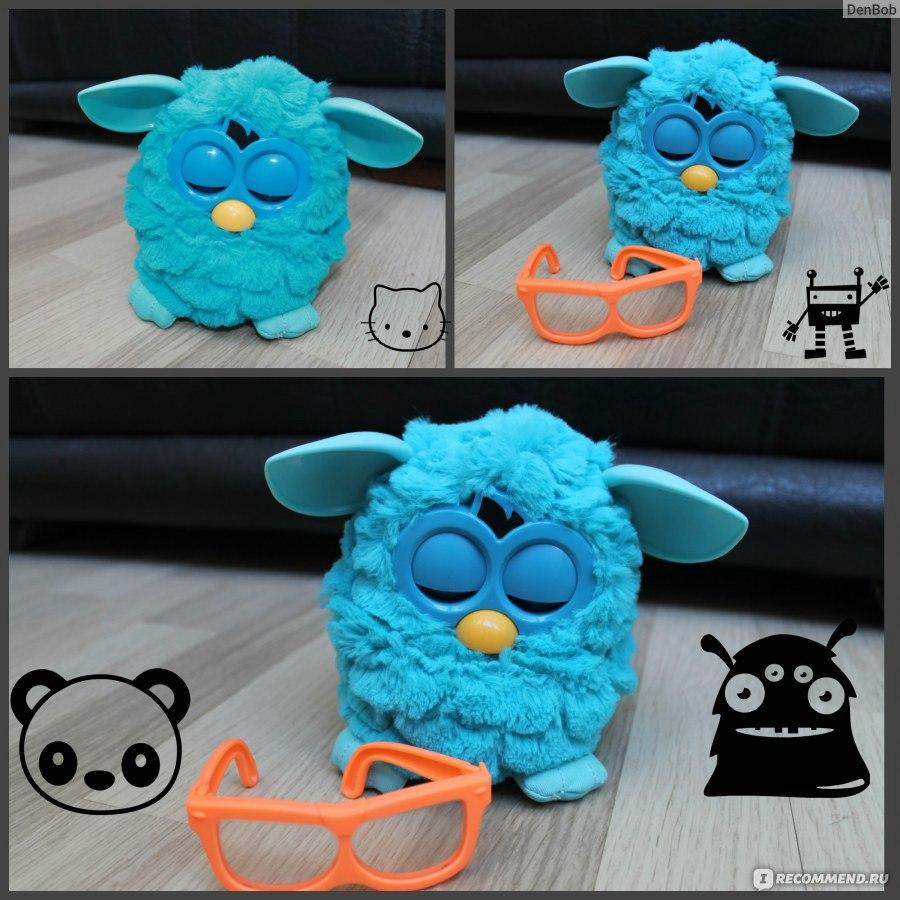 7bd9dd709681 Hasbro Furby - «Отличная интерактивная игрушка!!!»   Отзывы покупателей