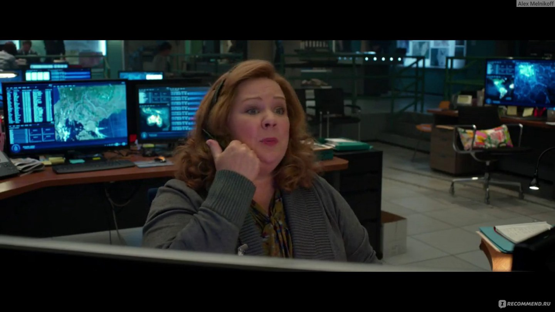 Комедии про агентов Шпион 2015 (Мелисса МакКарти и Джейсон Стетхем)