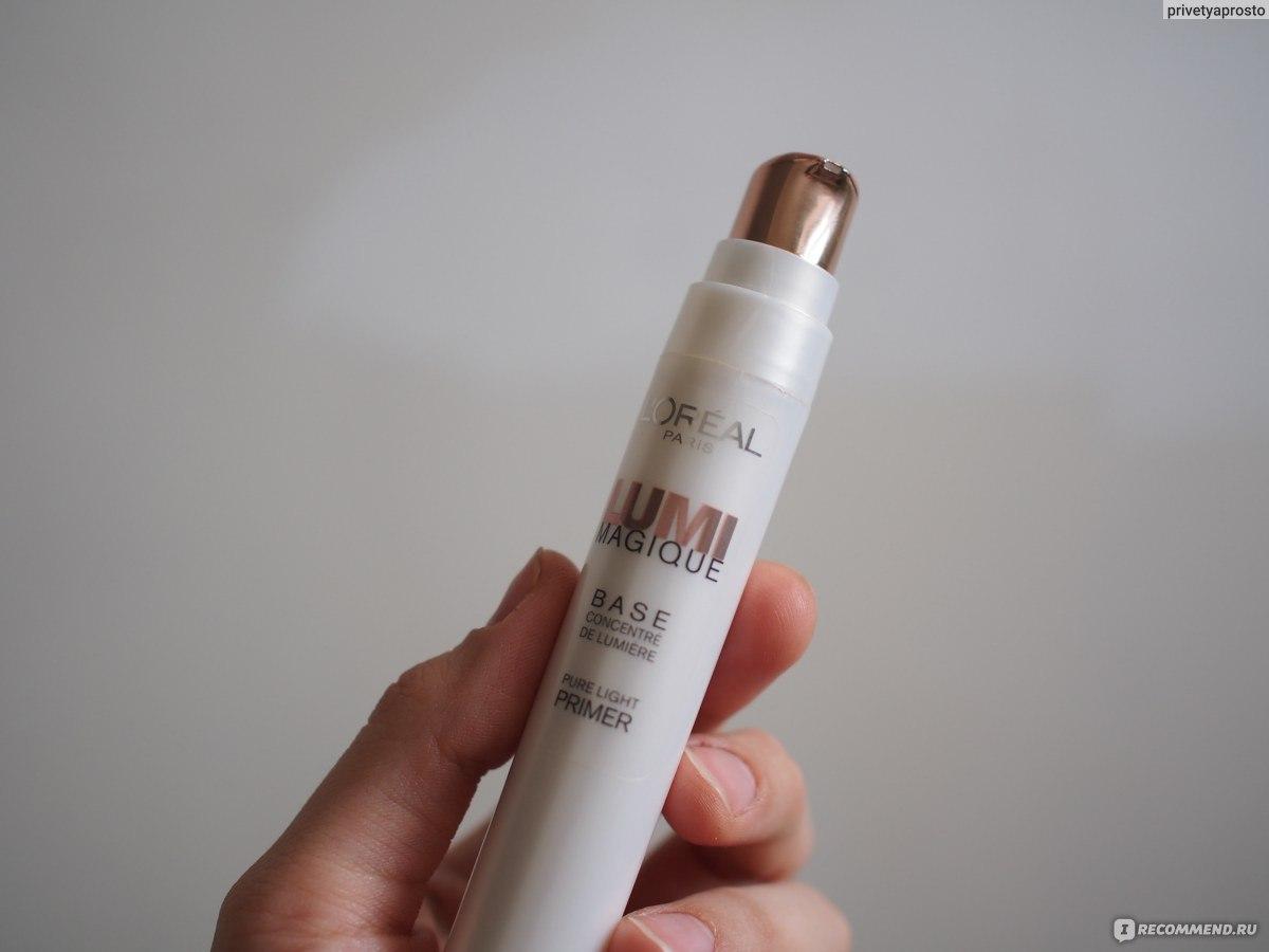 Основа для макияжа лореаль отзывы