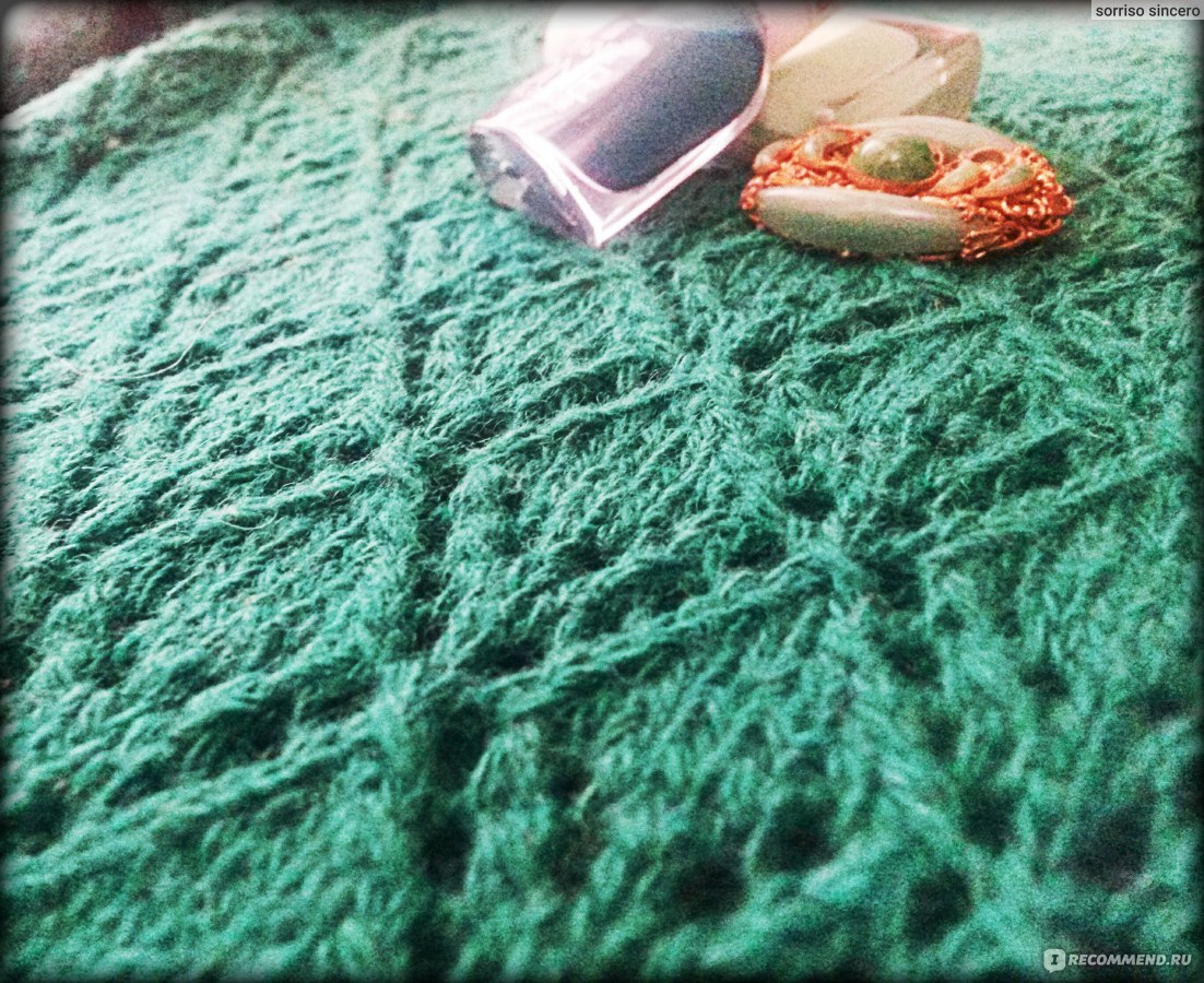 Вязанье листочки изнаночными петлями