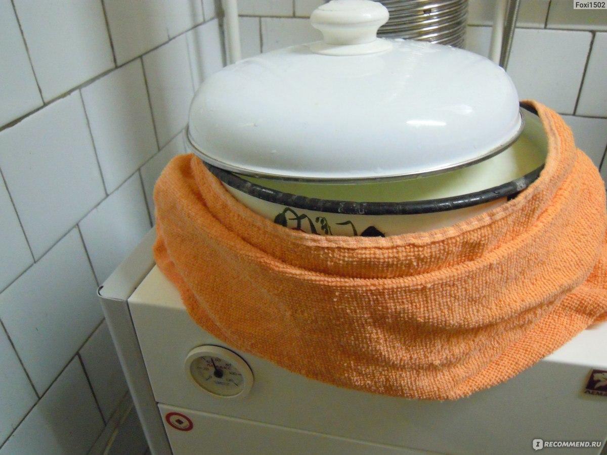 Топлёное молоко в термосе. Рецепт с фото. Пошаговые фотографии. Gurmel 32
