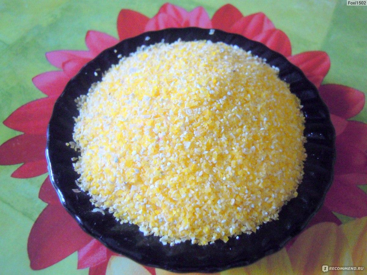 Блюда из кукурузной крупы рецепты