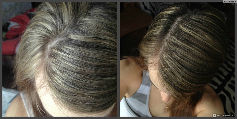 Мелирование на корни волос в домашних условиях 181