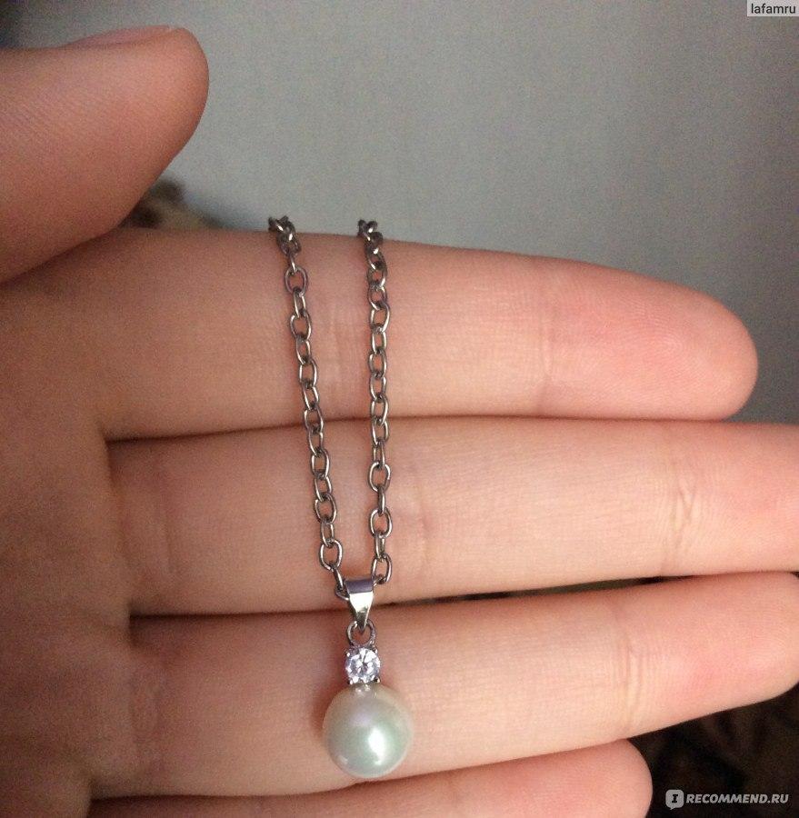 Подвески в подарок от санлайт серебро ли 8