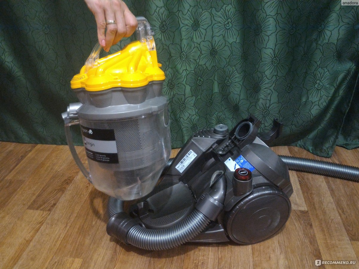 Пылесос с циклонным фильтром dyson dyson владивосток