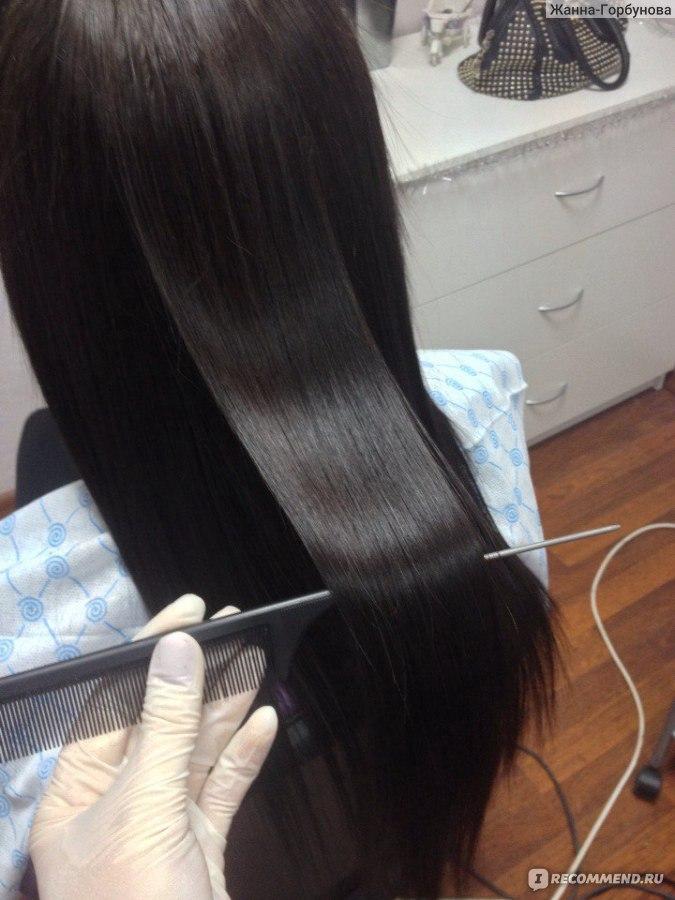 Как сделать волос прямым и гладким в домашних условиях 436