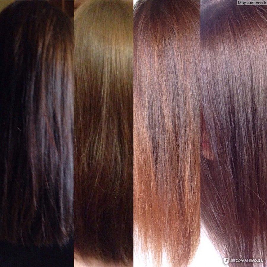 портит ли черная краска волосы