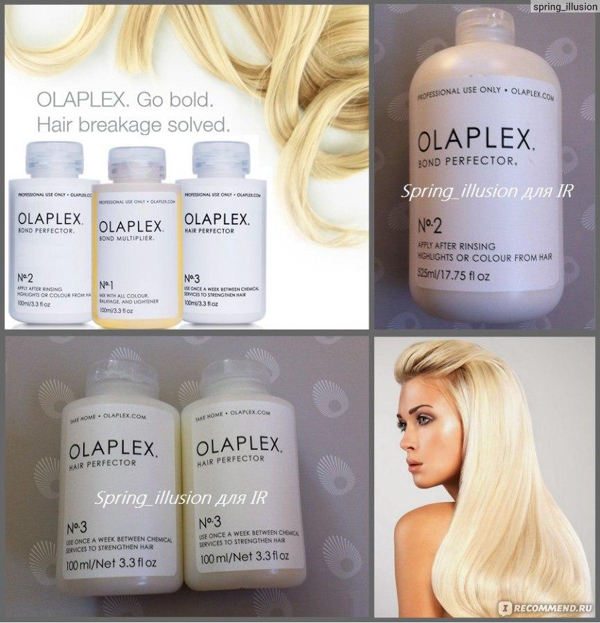 Olaplex 3 для волос инструкция