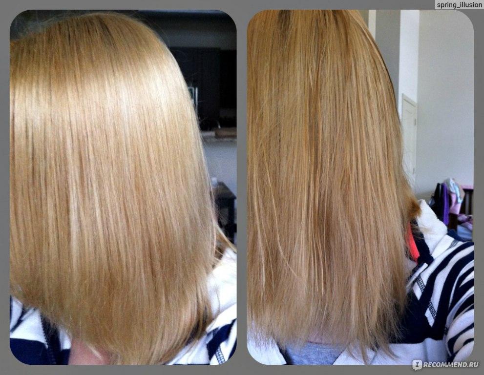 Можно ли красить волосы перед ламинированием волос