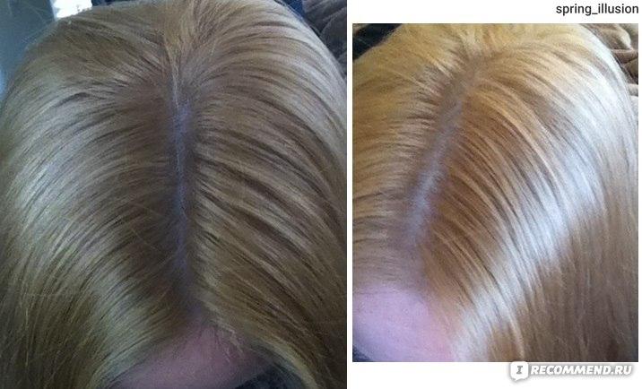 волосы тянутся как резинка в мокром состоянии