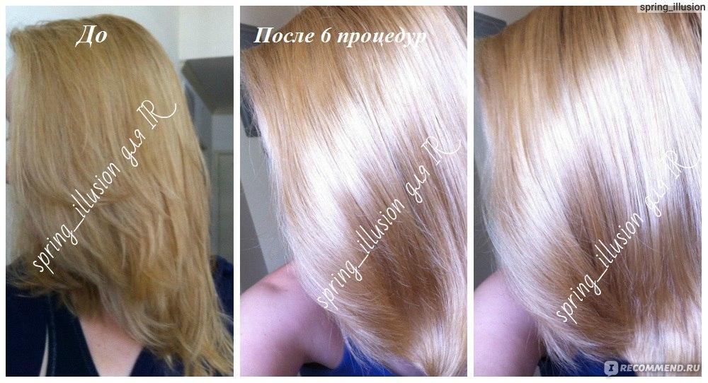 Марки чем тонировать волосы