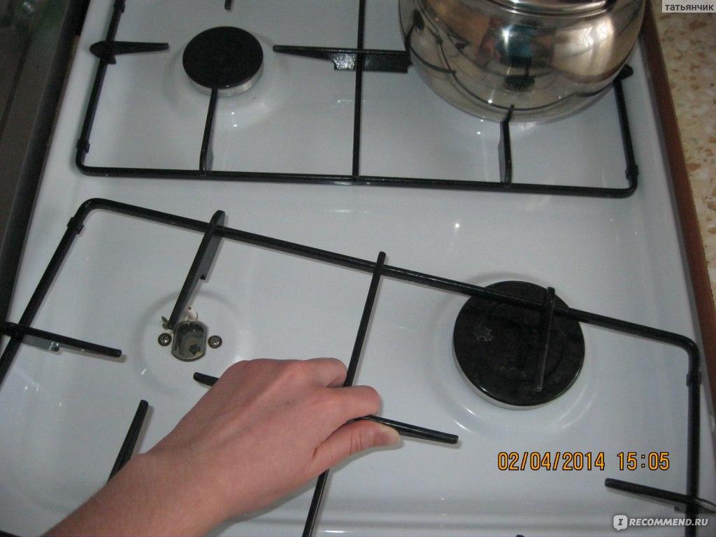 Ремонт бытовой газовой плиты своими руками 83
