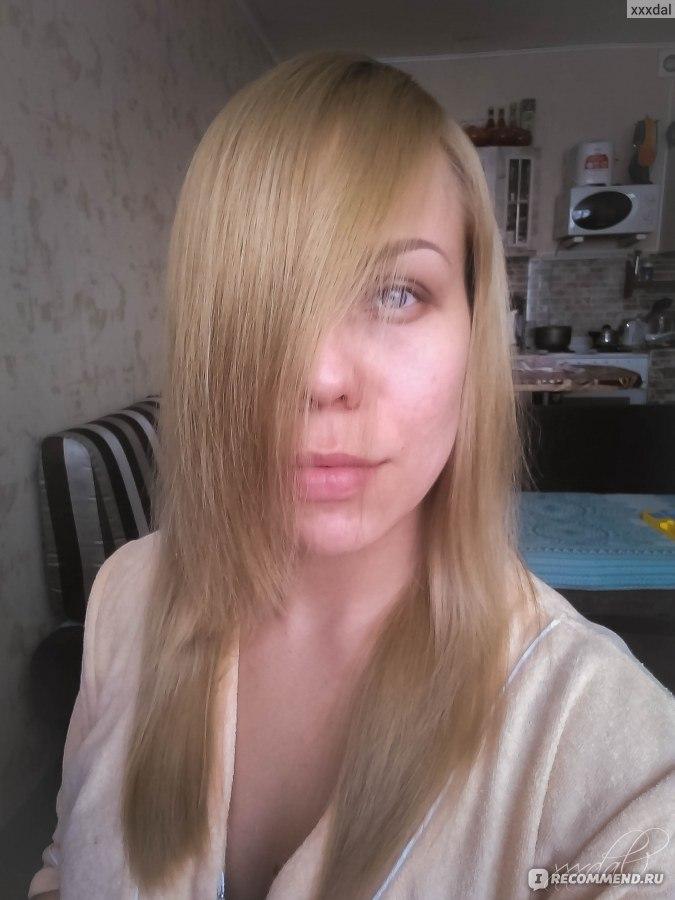 Чтобы волосы были гладкими но объемными