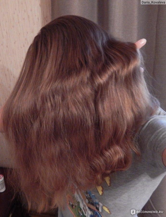 Жесткие спутаные отзыв после хны и волосы