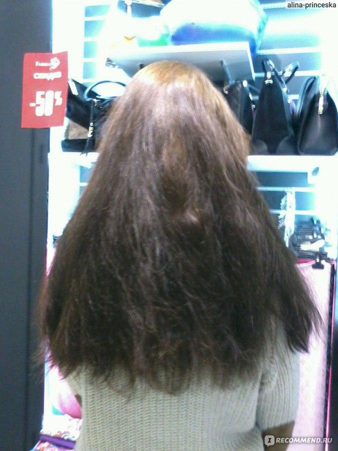 Почему волосы липкие после мытья