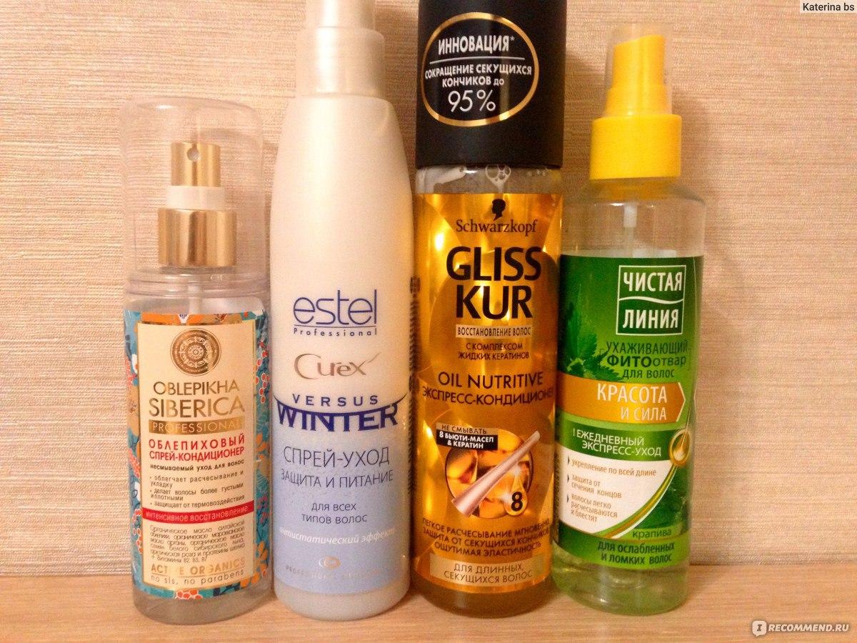 Средства для легкого расчесывания волос в домашних  326
