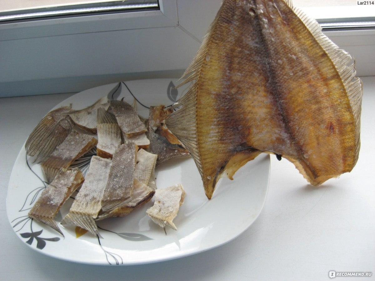 Букет из сушеной рыбы