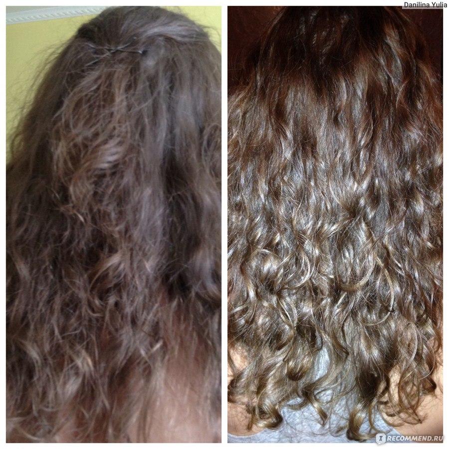 волосы после дредов