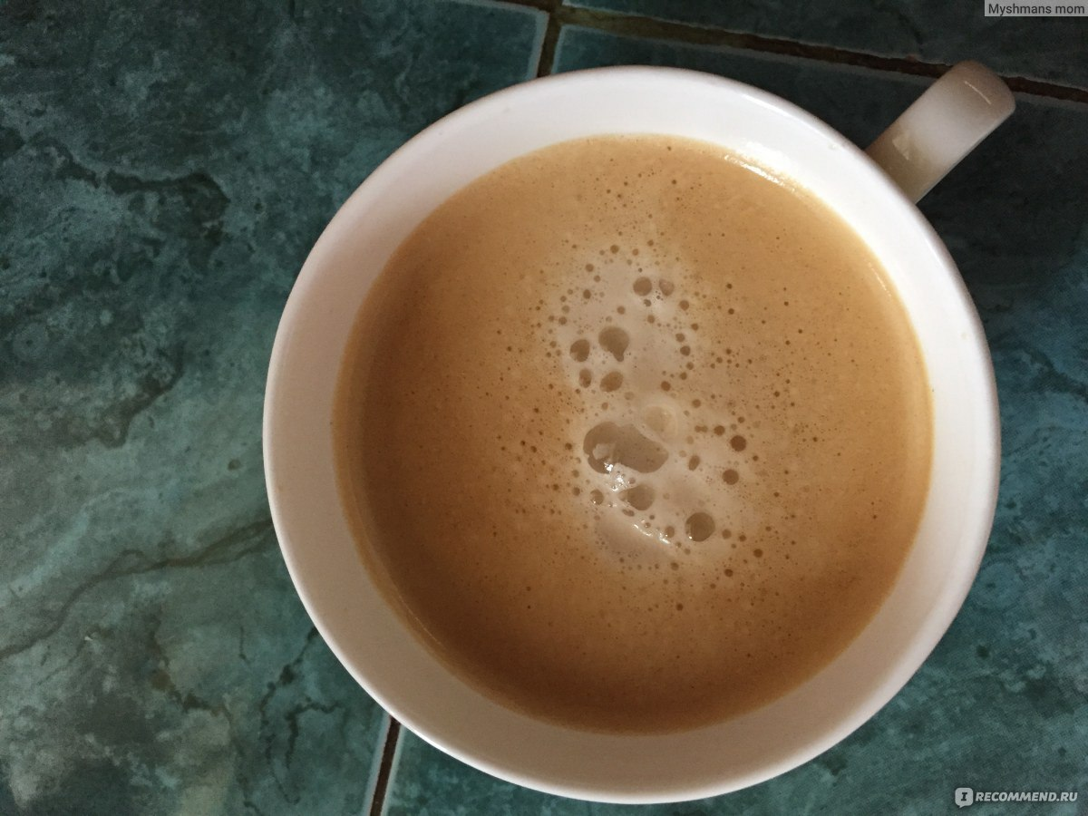Как сделать кофейную пенку фото 176