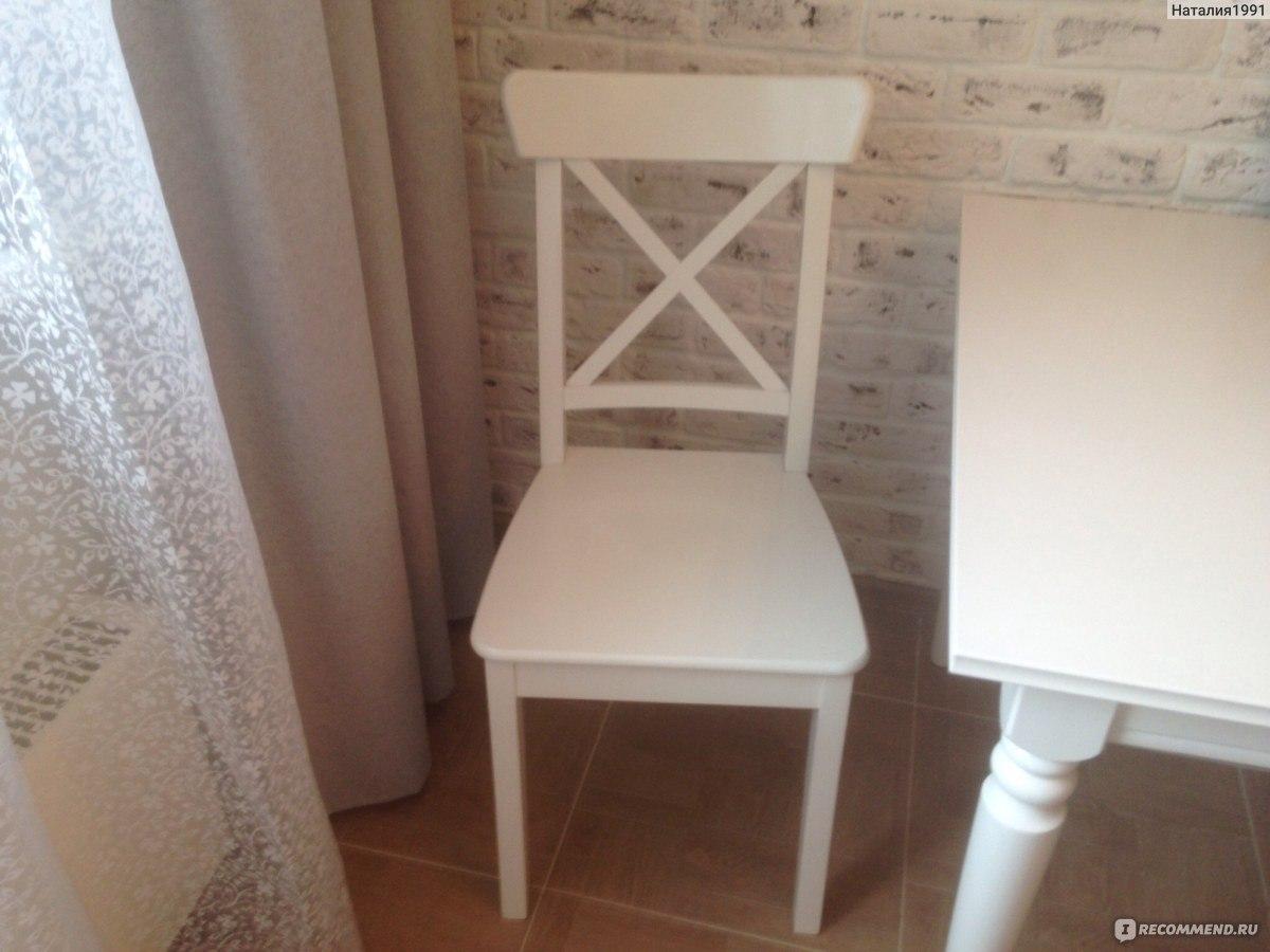 Ikea икеа стул ингольф крепкие и симпатичные стулья для кухни