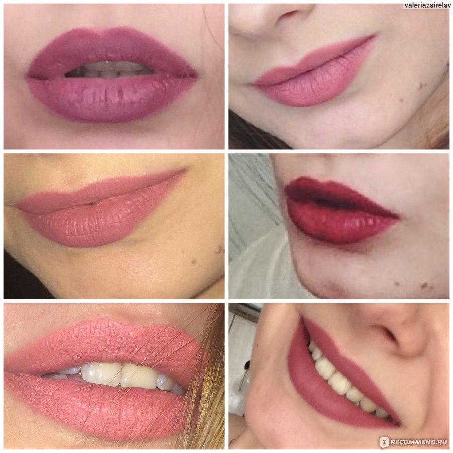 Как сделать губы приятными