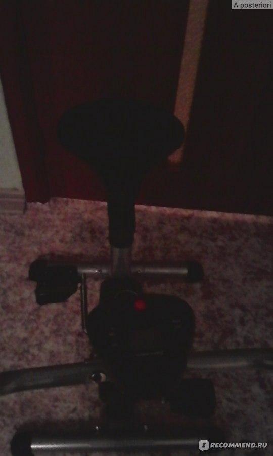 Велотренажер Iron Body 7255BK - фото 2