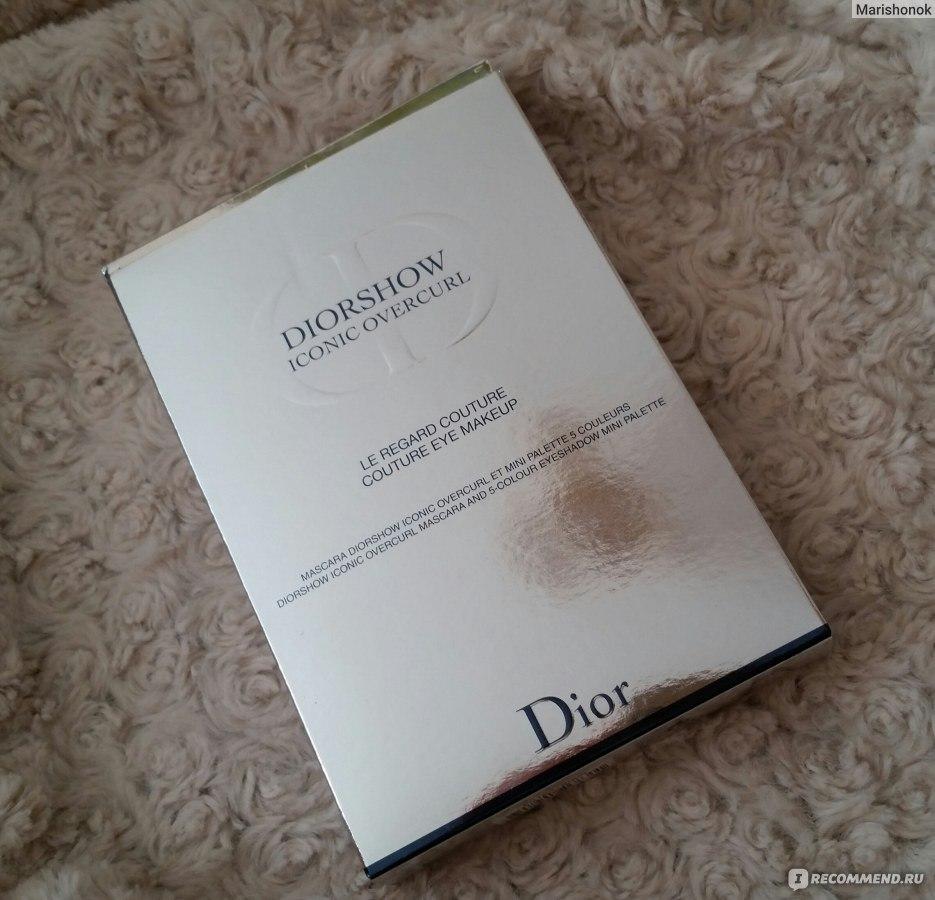 Тени для век Dior 5 Couleurs Designer - «Идеальна для тех 88525f6512ce7