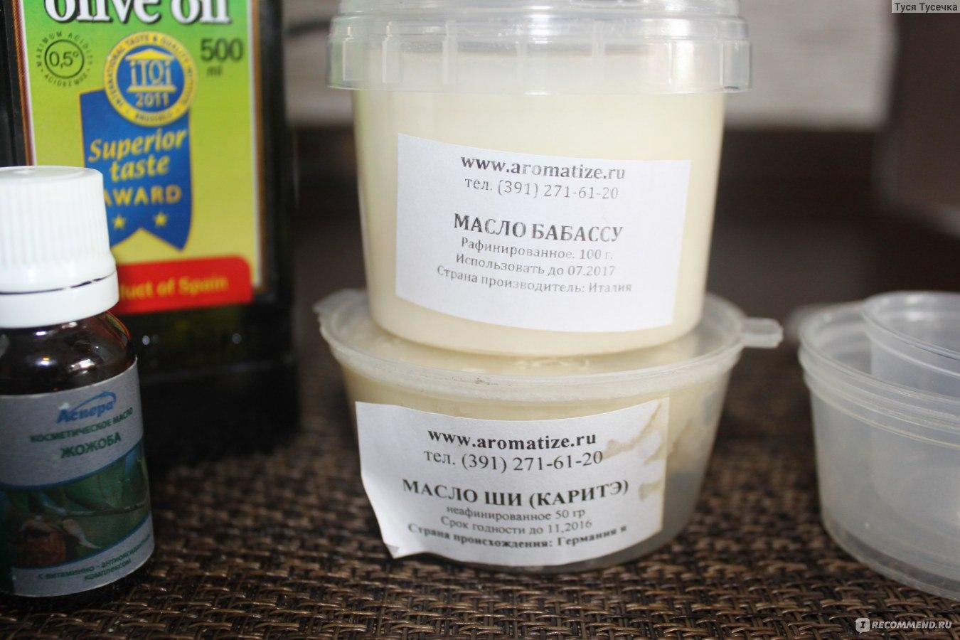 Масло для кончиков волос для увлажнения