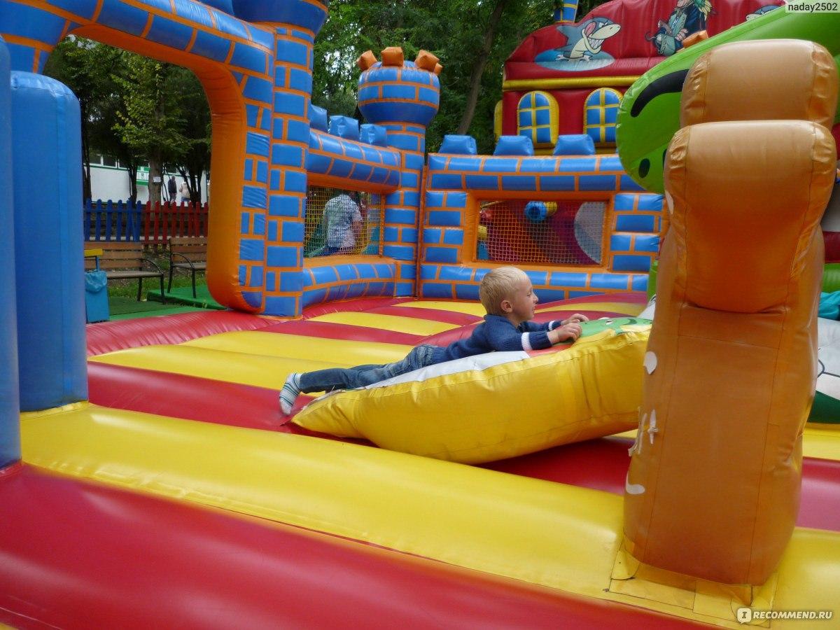 Анапа фото развлечений для детей