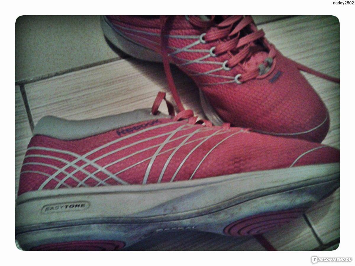 067d38ae Кроссовки Reebok easy tone - «Самая полезная обувь в моем гардеробе ...