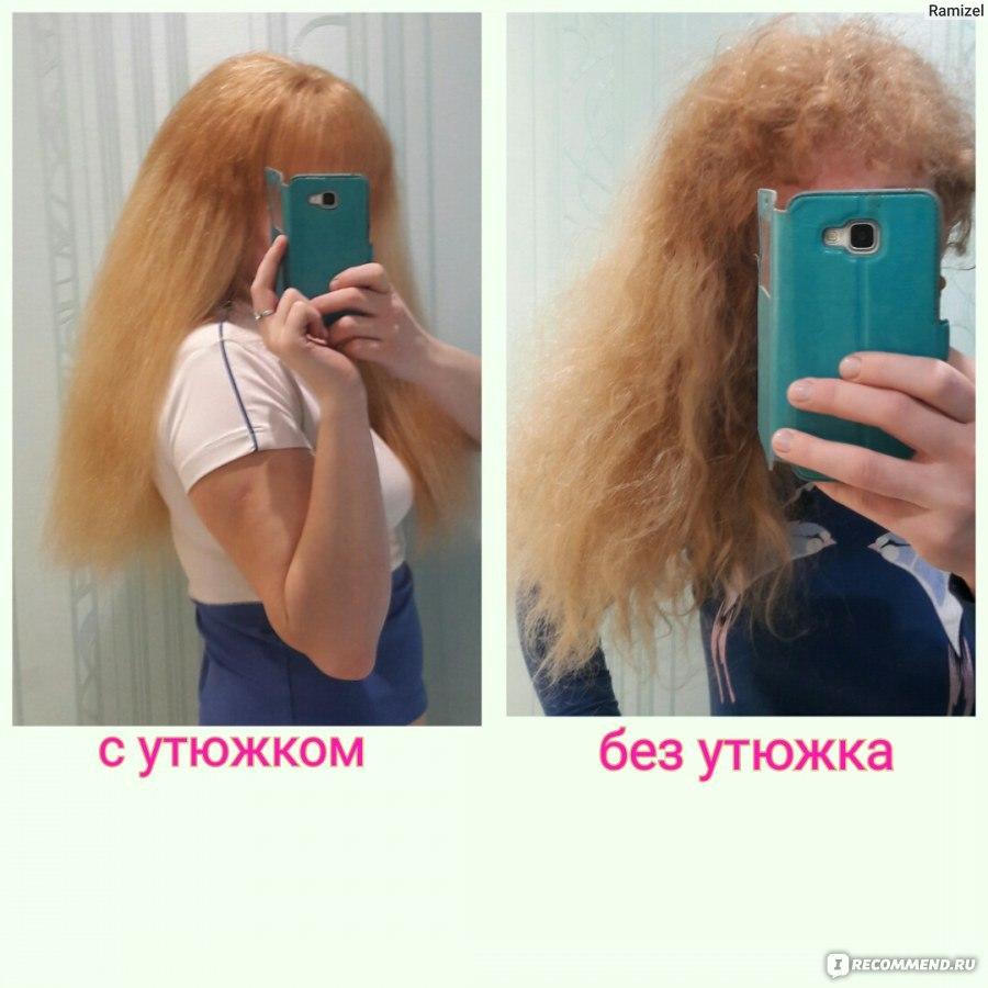 Как сделать волосы в разные стороны