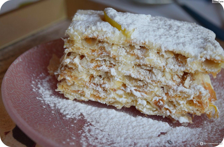 Закусочный торт наполеон с консервой рецепт пошагово