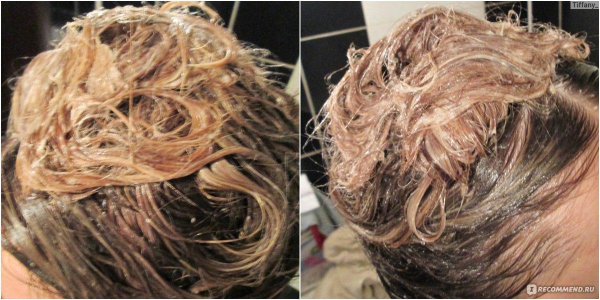 Способы волосы блестели