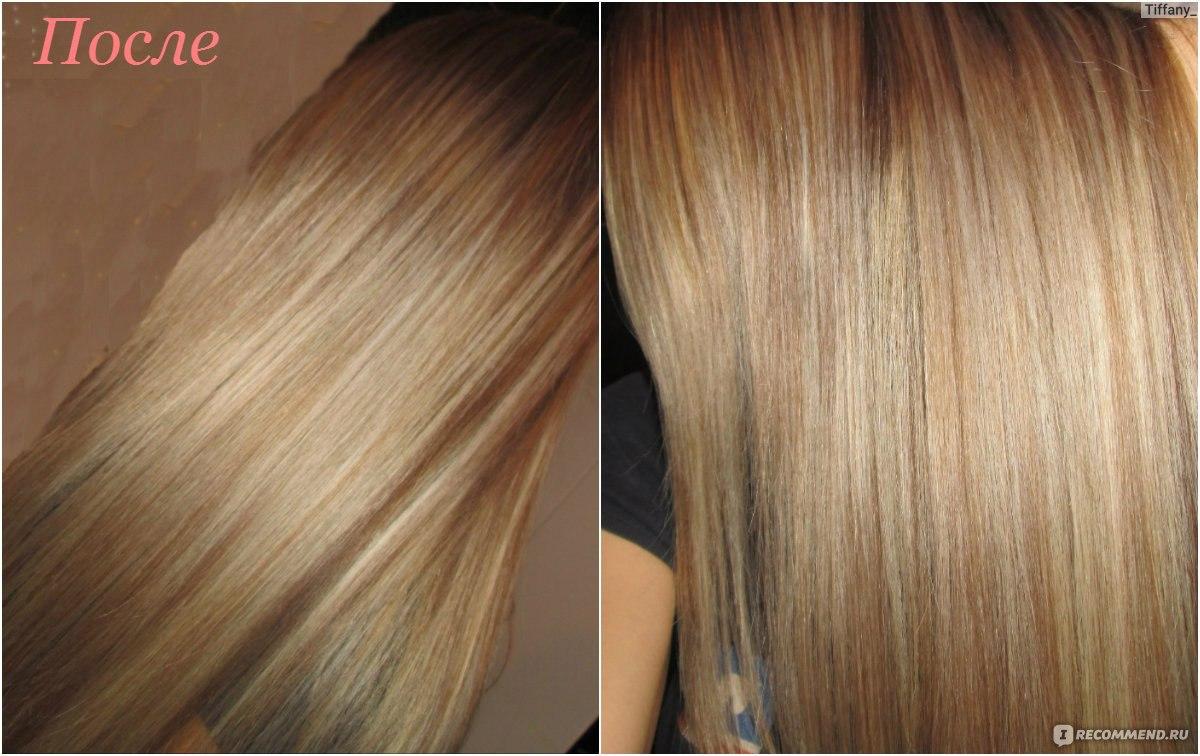 Ламинирование волос в домашних условиях с помощью 18