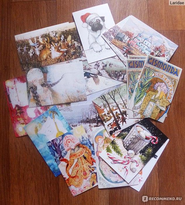 Распродажа открыток для посткроссинга 51