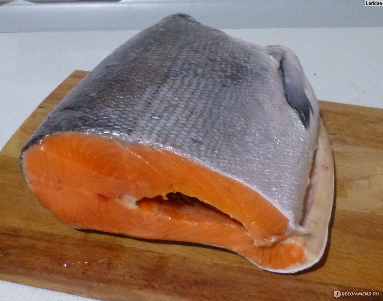 Что можно приготовить из рыбы кижуч фото
