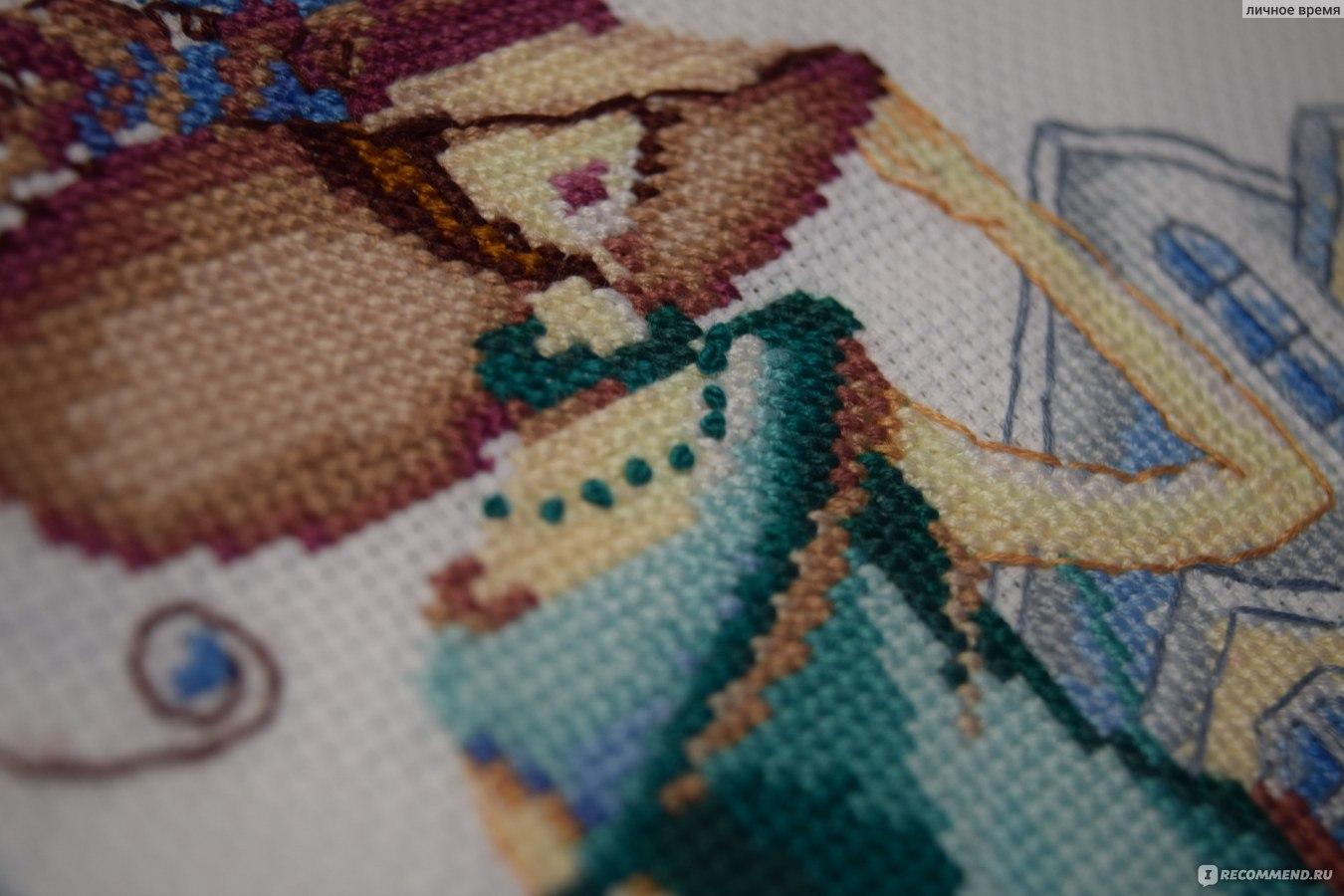 Наборы сделай своими руками вышивка