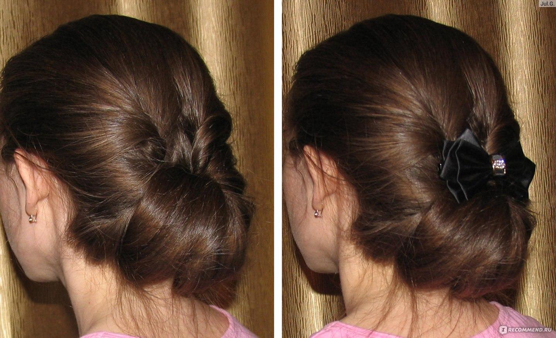 Петля для волос : 10 легких причесок с помощью петли (фото) 3