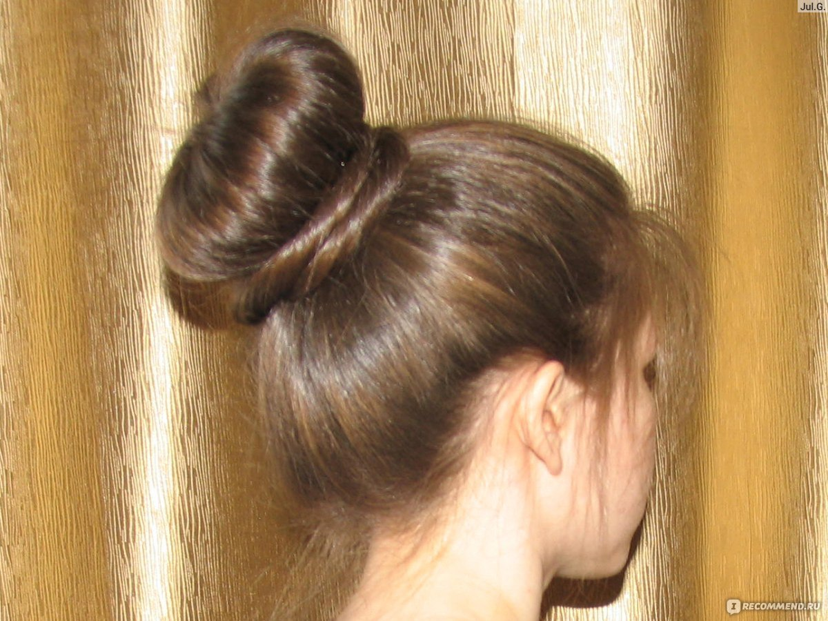 Прически с бубликом на короткие волосы фото