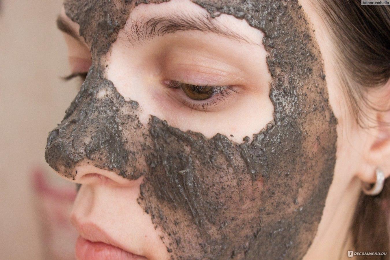 Маски из чёрной глины для лица: 6 51