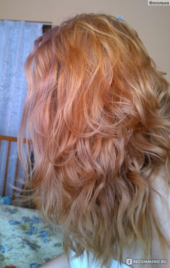 краска для волос капус для блондинок крксивый цвет